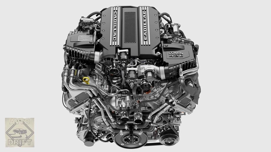 5ab278f3ec05c4e74100003d - Cadillac представил модернизированный «заряженный» седан CT6 V-Sport