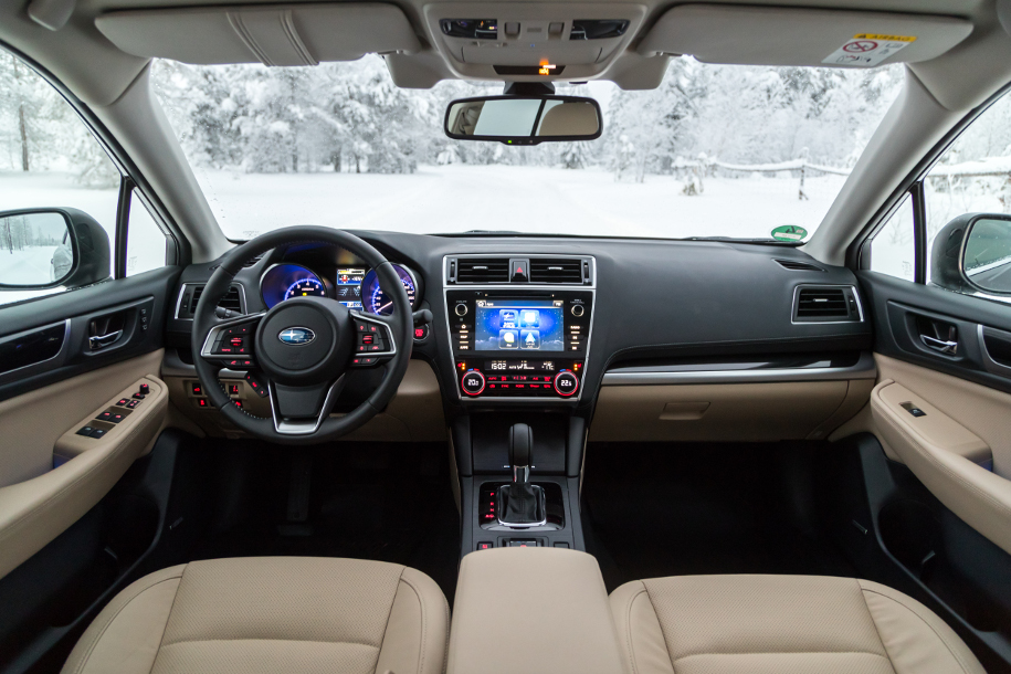 5d0ce848fe9b732e4ddfb7b49d927d16c867442a 1 - В Россию едет обновлённый Subaru Outback