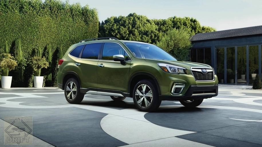 7185bea253f2d80f4f6d556ce0668640ce23e5b1 - Новый «Лесник» от Subaru представлен в США