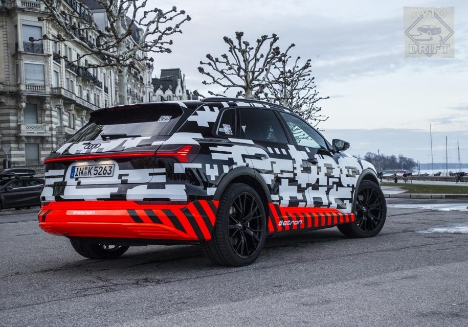 748c3979d4afcee236f5bdda580f0cdfb0a9a9a5 - Компания Audi определилась со стоимостью нового электрического кроссовера E-Tron