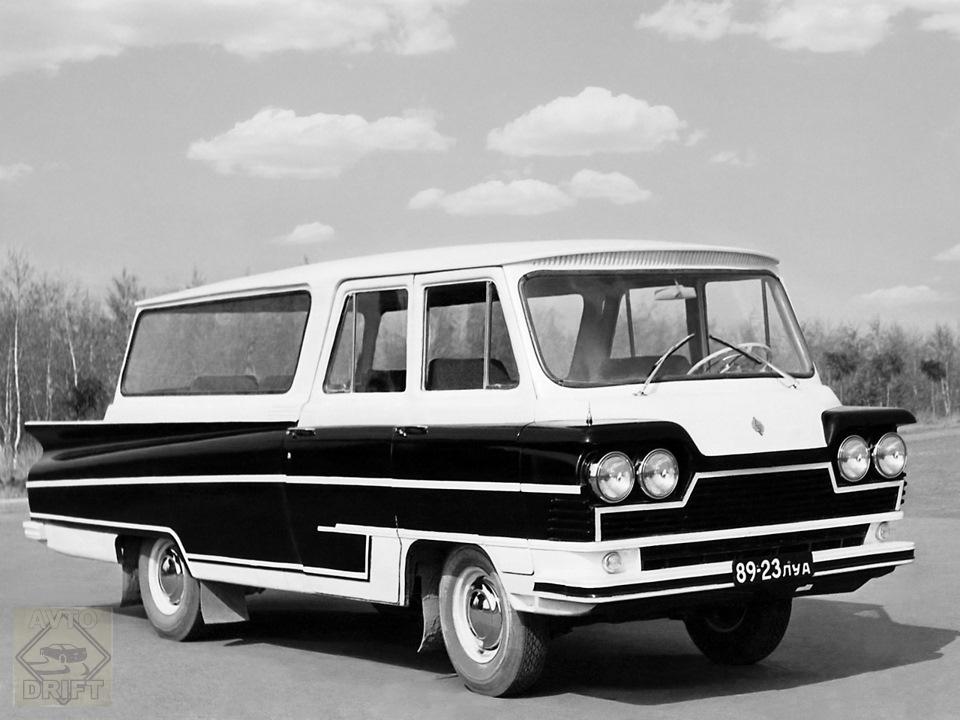 8fc369es 960 - Немного истории: Первый советский микроавтобус «Старт» с кузовом из стеклопластика