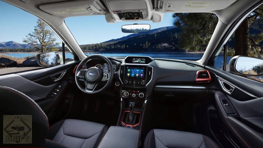 926303686134aaef5cd5f0e5246cc93491c9098b - Новый «Лесник» от Subaru представлен в США