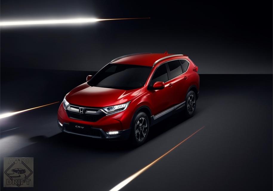 9b0dac81c1f54082900edc79ec251aec2e48105e - Компания Honda везёт в Женеву новую версию кроссовера CR-V