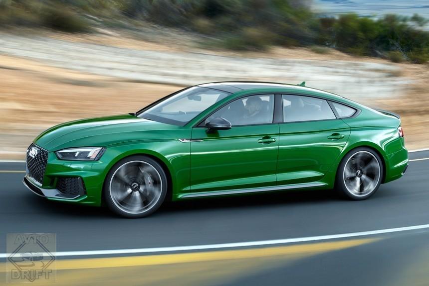 Article 164281 860 575 - На автосалоне в Нью-Йорке представлен Audi RS 5 Sportback нового поколения