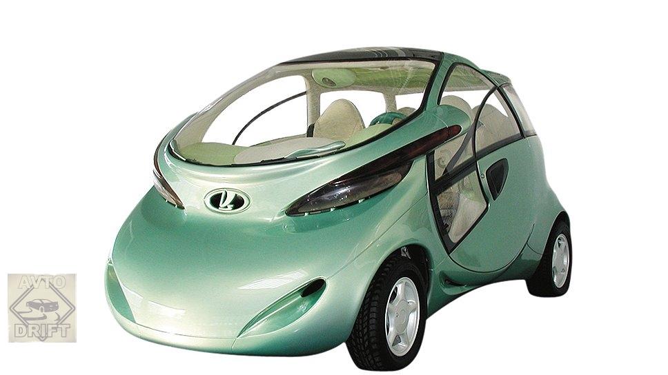 KMO 090981 06427 3 t218 - Немного истории: Первый электромобиль современной России - LADA Rapan
