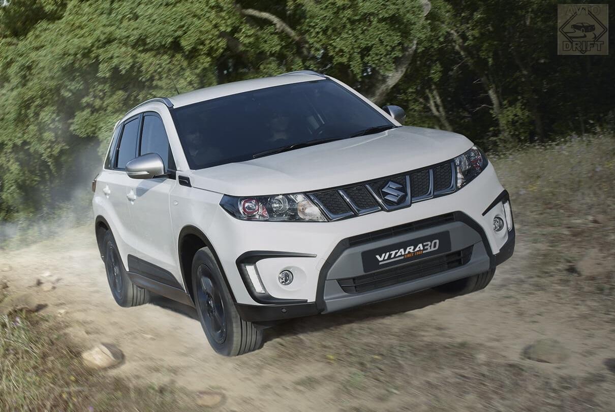 Vitara30 9 - Suzuki привезла в Россию юбилейную версию кроссовера Vitara