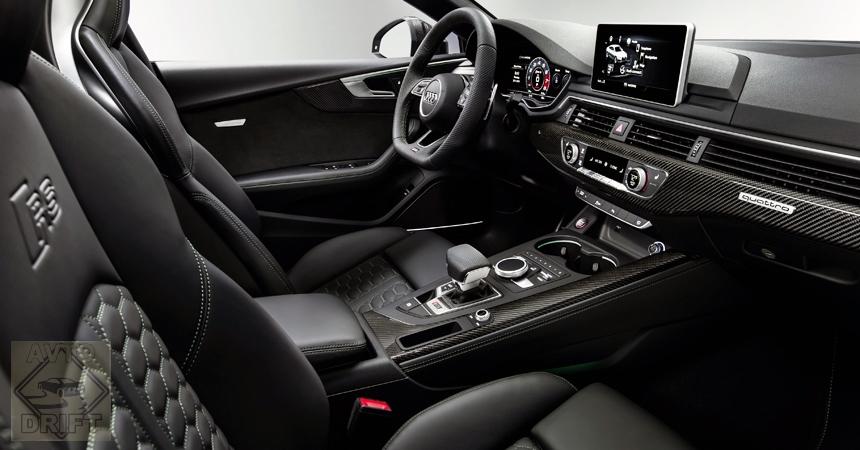 audi rs 5 sportback5 - На автосалоне в Нью-Йорке представлен Audi RS 5 Sportback нового поколения