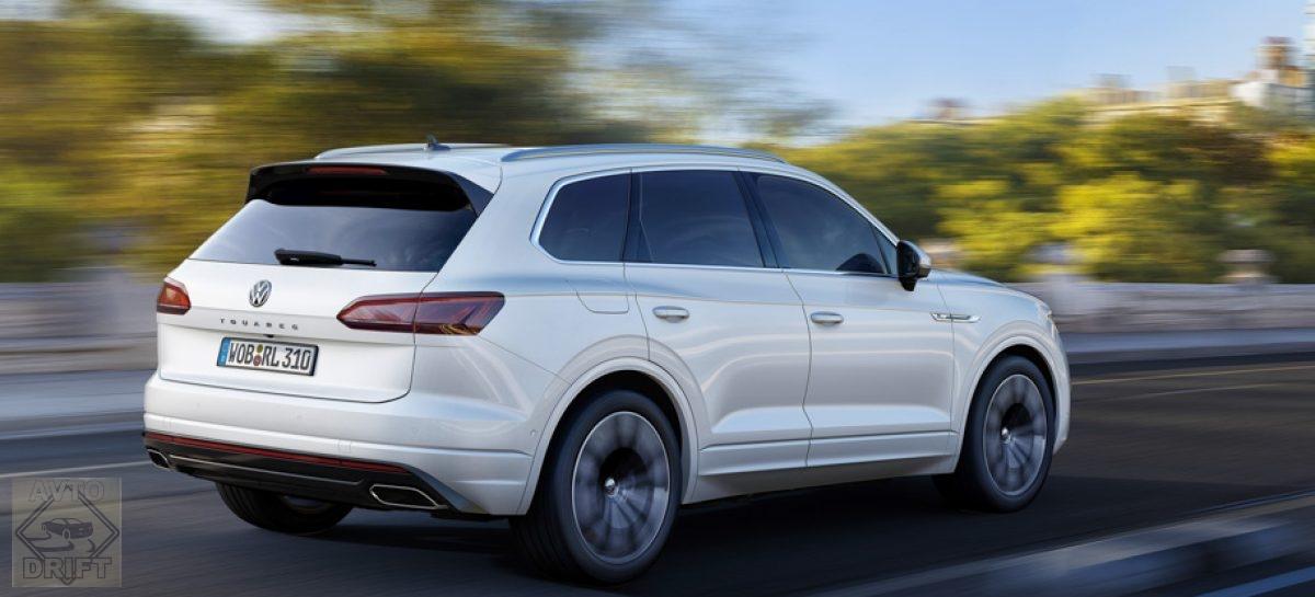 e158d1bcca6bcbf08a441ba6fb5716e435cd6b09 1200x545 c - Volkswagen официально представил Touareg нового поколения