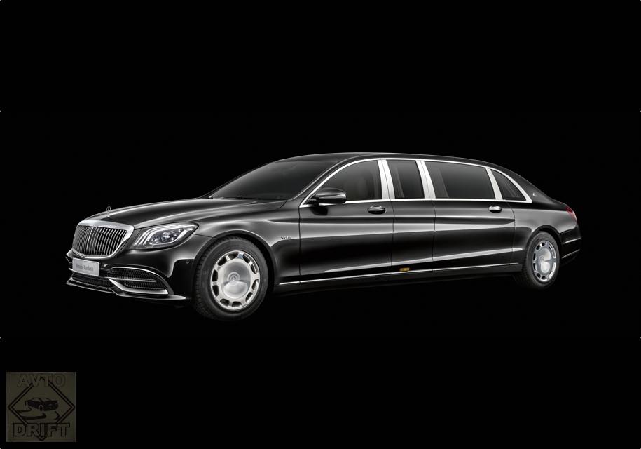 fe283f5b875a128a820ba0422352375e424f388d - Mercedes-Benz представил обновлённый Maybach Pullman