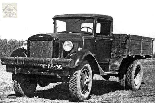 gaz 62 1940 3 autohis.ru min - Немного истории: ГАЗ-62 - первый советский полноприводный армейский вездеход