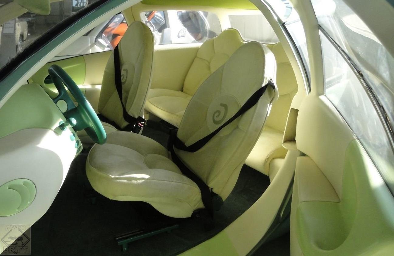 mas 21 - Немного истории: Первый электромобиль современной России - LADA Rapan