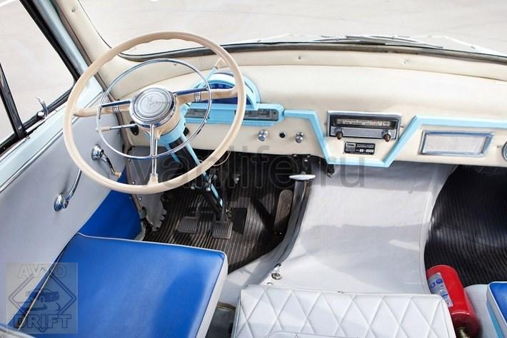 news 854 8 - Немного истории: Первый советский микроавтобус «Старт» с кузовом из стеклопластика