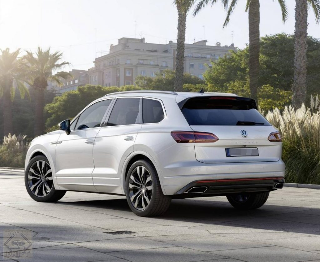 nuova volkswagen touareg 4 1024x836 - Volkswagen официально представил Touareg нового поколения