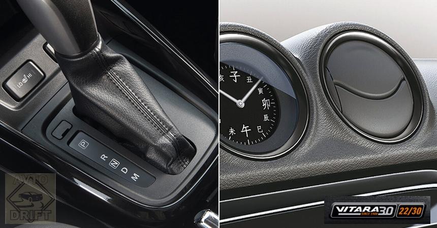 suzuki vitara 30 3 - Suzuki привезла в Россию юбилейную версию кроссовера Vitara