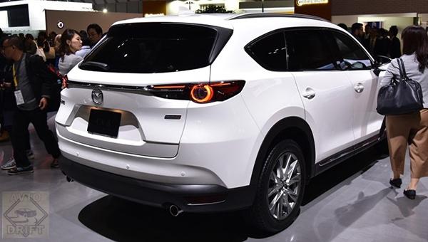 030418 111 - Новый Mazda CX-8 едет на автосалон в Пекине