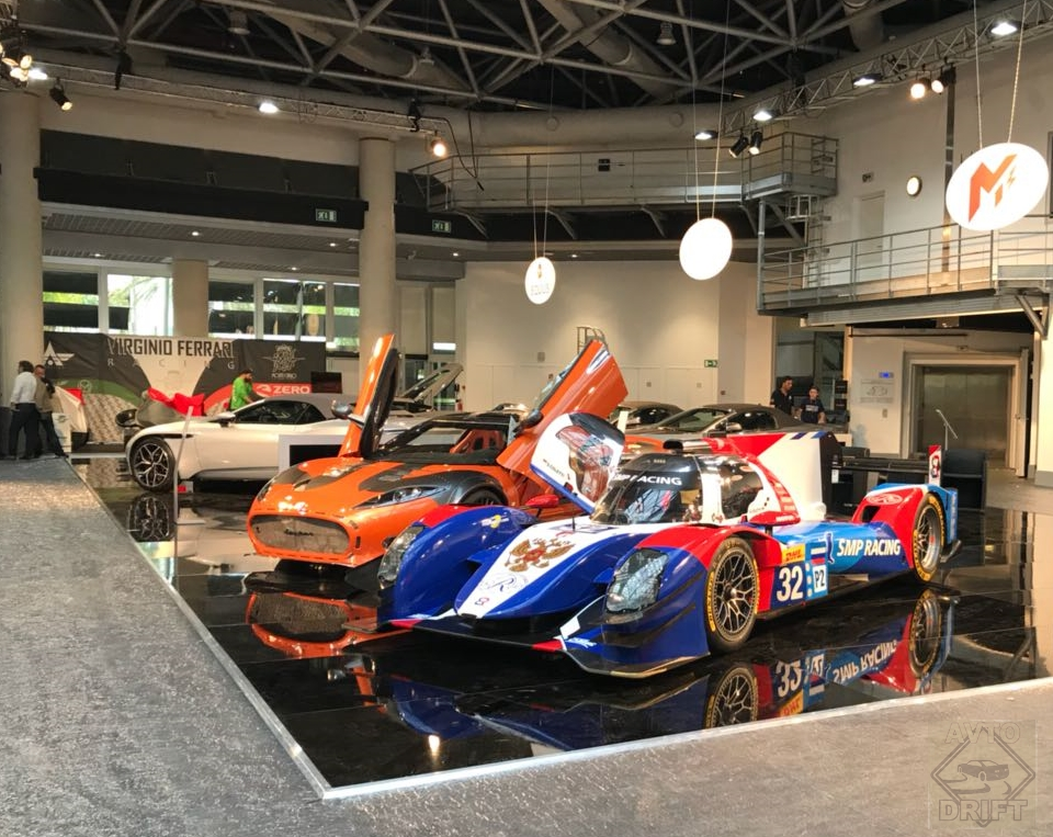 04cddccfee67e912739b4a7408ad3179 - Полностью российский спорт-кар представлен на автосалоне в Монако: видео, фото