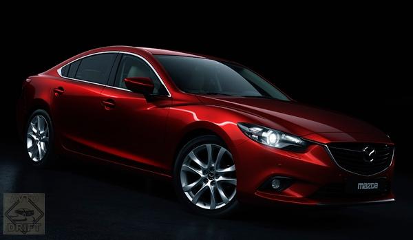 07 2014 mazda6 - Разгильдяйство: Росстандарт уточняет, вместо кроссоверов Mazda СX-5 отзываются седаны Mazda 6
