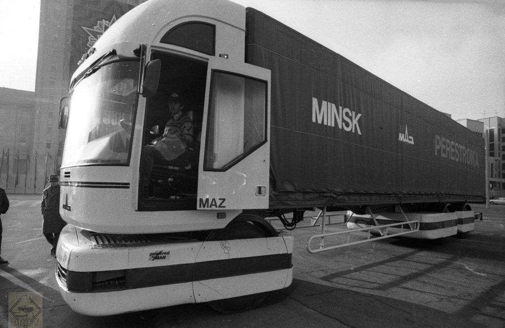 0 87503f ea8ad210 orig 241 1024x664 - Немного истории: первый советский модульный магистральный грузовик МАЗ-2000 «Перестройка»