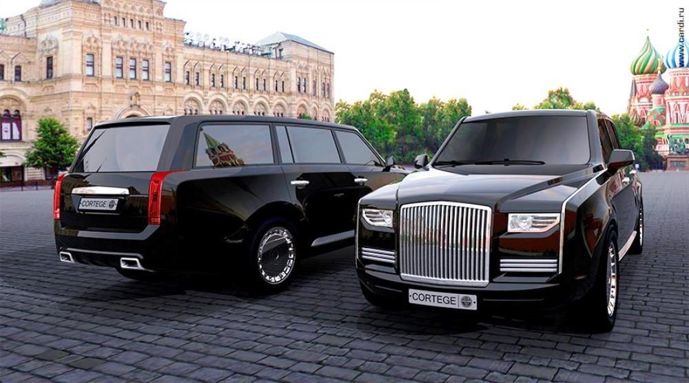 1517926273 avtomobili proekta kortezh bu - Сделан ещё шаг к серии: Автомобиль проекта «Картеж» положительно прошёл краш-тест