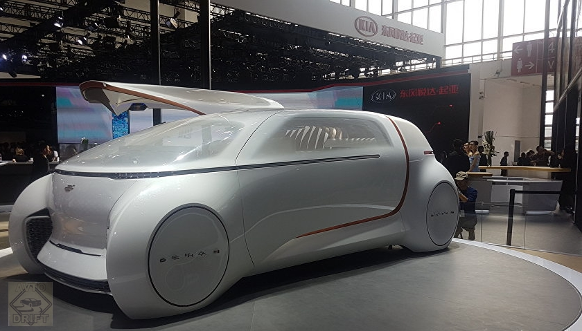 1519414338 1 - Автосалон Auto China-2018 открылся: его главный тренд - электромобили