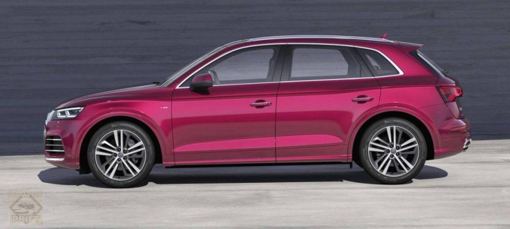 2018 audi q5 l 2 1024x461 - Новый кроссовер Audi Q5 «вытянулся»!