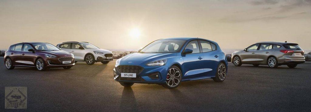 2018 ford focus 1 1024x370 - В Германии и Китае 10 апреля состоялась презентация Ford Focus 4