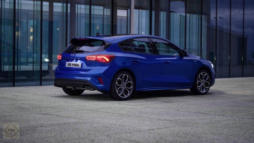 2018 ford focus 3 1024x576 - В Германии и Китае 10 апреля состоялась презентация Ford Focus 4