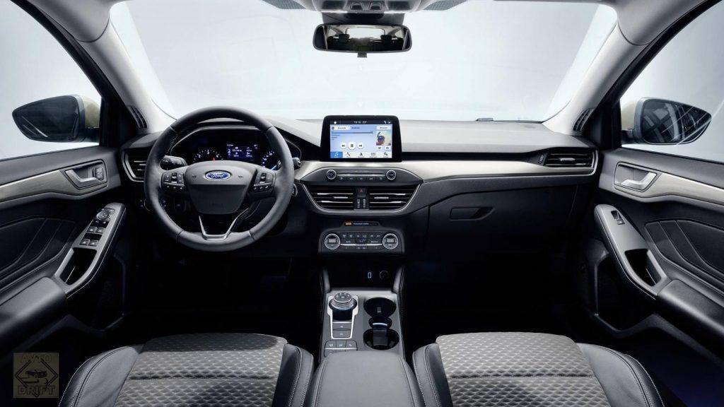 2018 ford focus 9 1024x576 - В Германии и Китае 10 апреля состоялась презентация Ford Focus 4