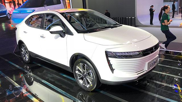 2018 Ora iQ - Great Wall В Пекине представил бренд Ora и три его электрокара