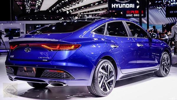 260418 15 - Hyundai представила в Пекине новый седан, выполненный в стиле «чувственная спортивность»