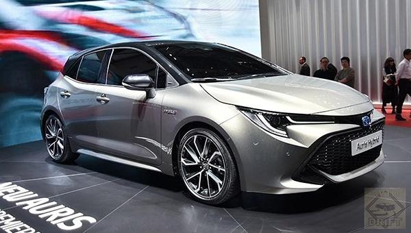 300418 35 - Седана Toyota Corolla 2020 на завершающем этапе разработки