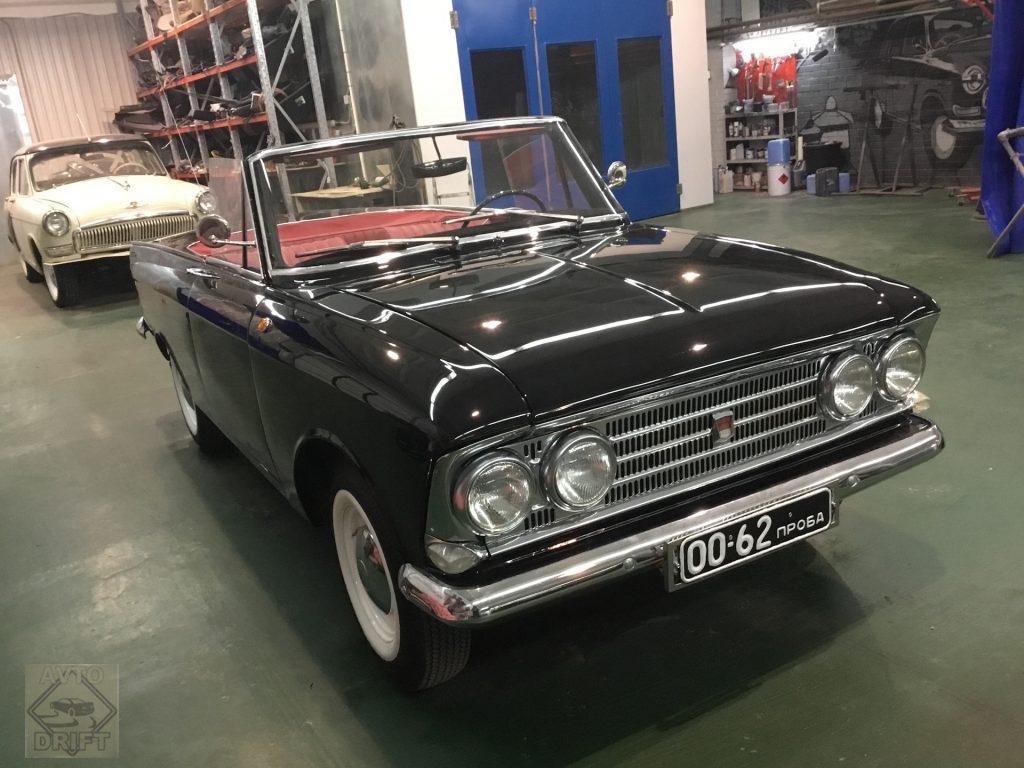 448b615s 1920 1024x768 - Немного истории: Малоизвестный советский купе/кабриолет «Москвич 408 турист»