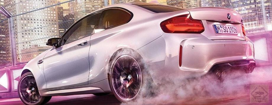 5acb0c95ec05c49a43000011 - Купе BMW M2 Competition рассекретили перед официальной премьерой