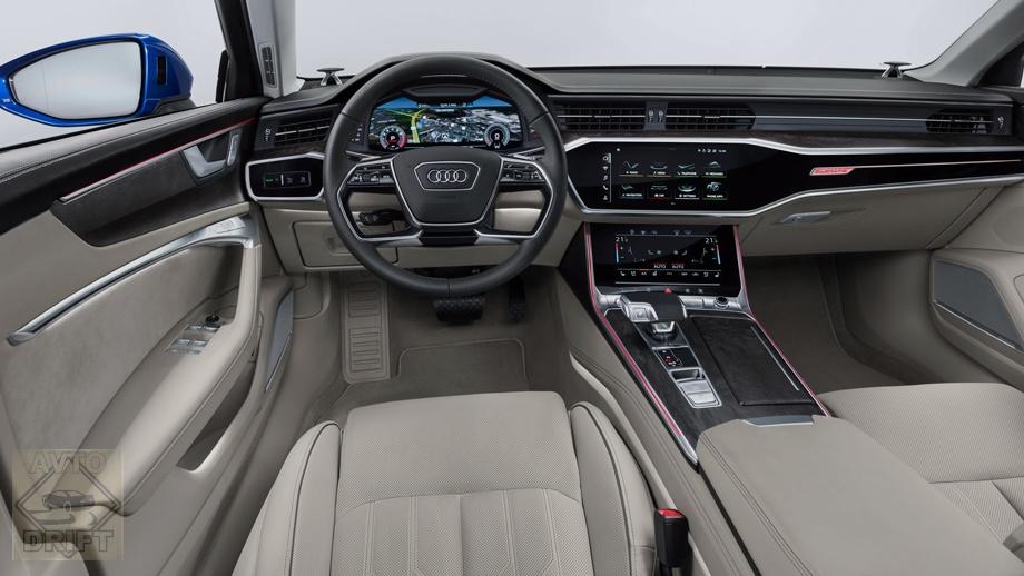 5acdbdf8ec05c48c59000045 - Audi представила универсал A6 Avant
