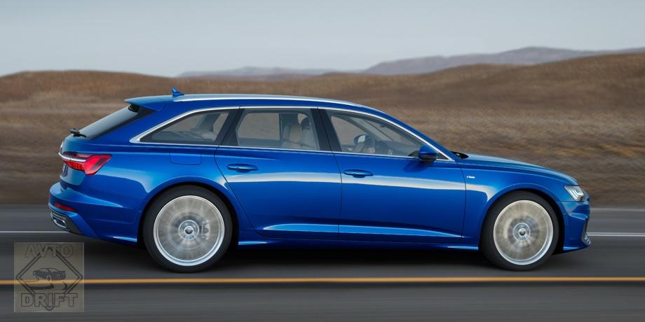 5acdbdf8ec05c48c59000053 - Audi представила универсал A6 Avant
