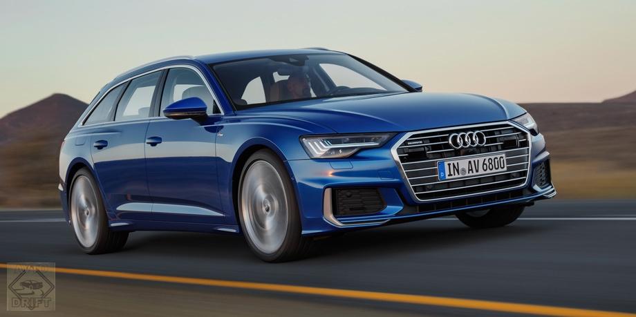 5acdbdf8ec05c48c5900006f - Audi представила универсал A6 Avant