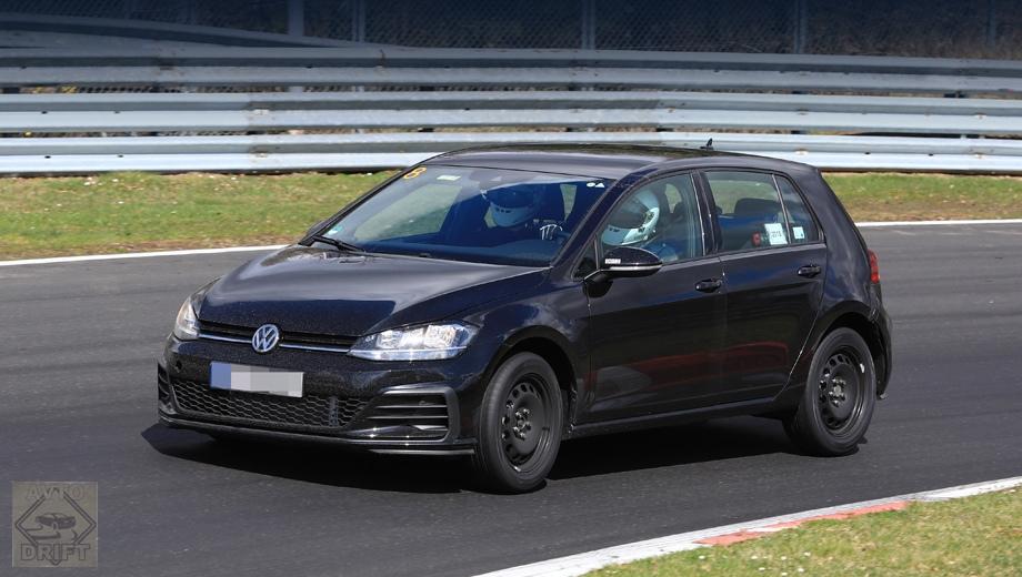 5ad4afb2ec05c48f3f00002c - Volkswagen Golf 8 наконец-то вывели на дорожные испытания