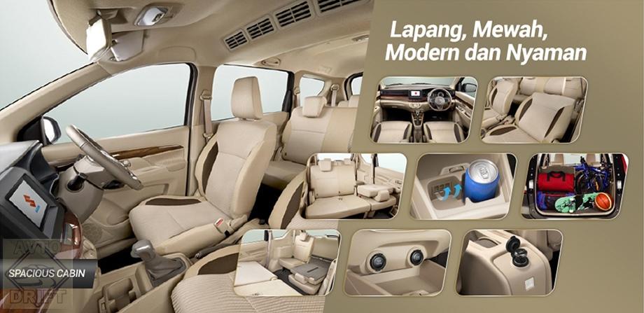 5ad83392ec05c4466c00004b - Новый компактвэн Suzuki Ertiga рассекретили перед премьерой