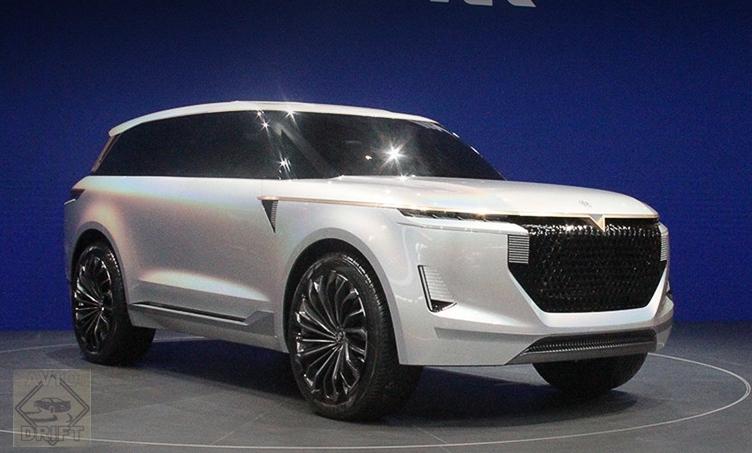5ae175baec05c4cf0b00002c - Nissan и Dongfeng представили свой новый совместный проект Venucia The X