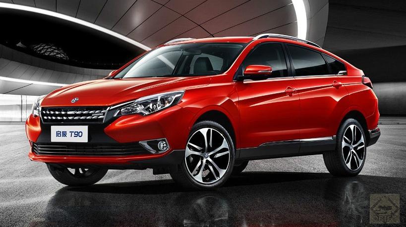 5ae175baec05c4cf0b000048 - Nissan и Dongfeng представили свой новый совместный проект Venucia The X
