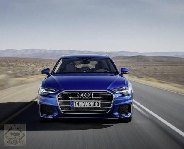 5bd370b4f2cdb43bdd0f1a4338 - Audi представила универсал A6 Avant
