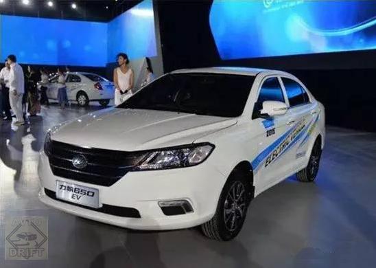 650650 - Новый электромобиль Lifan Solano EV представят на «Пекинском автосалоне»