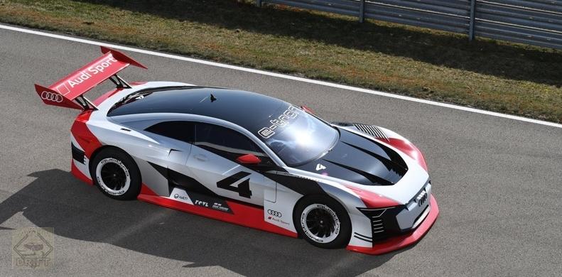 6591424c65270759f19a297c9b2f1afd5a65403b - Audi воплотила в жизнь виртуальный гоночный автомобиль из PlayStation 4