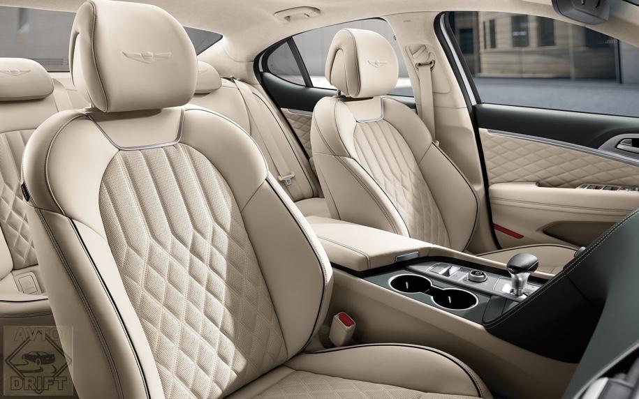 6834316c0972dade9aecf09d86c3f6315622a9ff - Hyundai определился с рублёвой стоимостью премиального седана Genesis G70