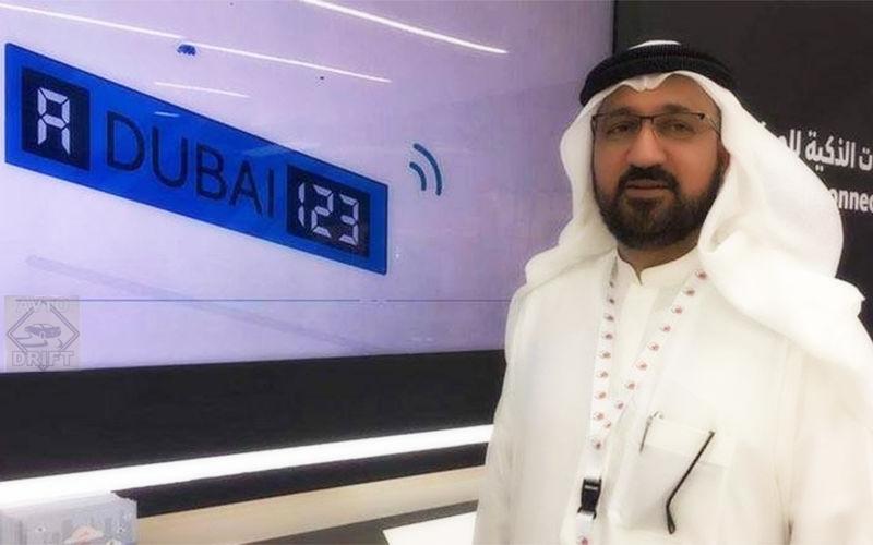 6VLUO9rlu6SNSScpDB4gugs800 - Цифровой экран вместо традиционного номерного знака - это реальность, правда, в Дубаи