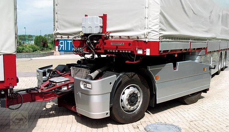 70c348799c503c0069917d43b97e6c05 - Немного истории: первый советский модульный магистральный грузовик МАЗ-2000 «Перестройка»