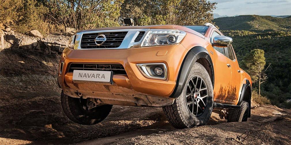 755249017319020 - Представленный новый Nissan Navara готов к любому бездорожью