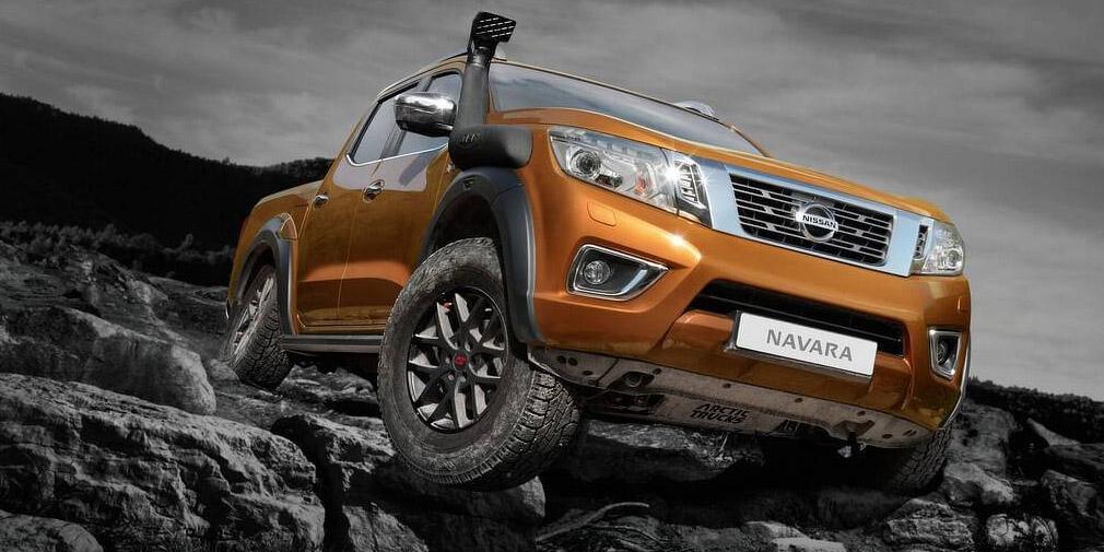 755249028579282 - Представленный новый Nissan Navara готов к любому бездорожью