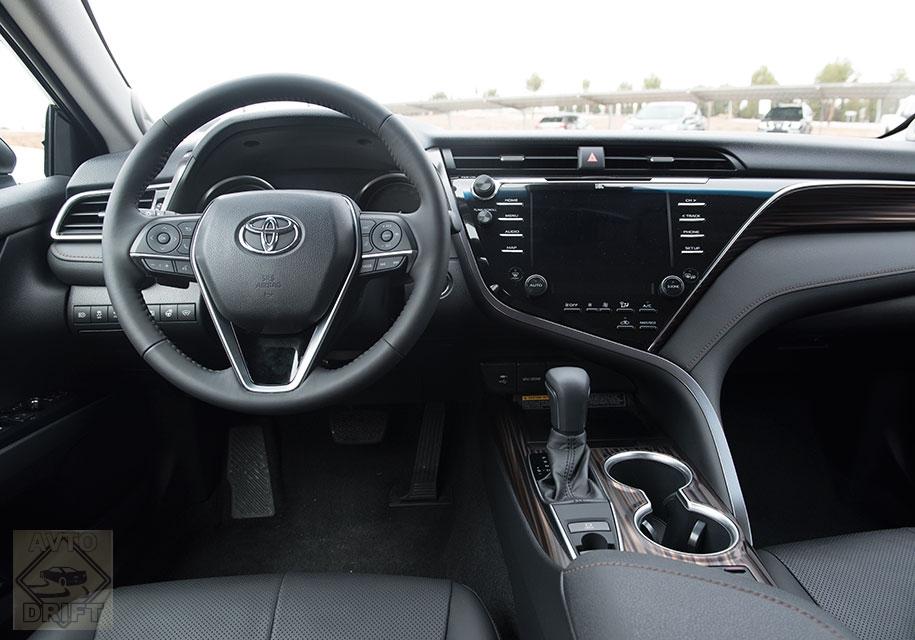 9b33a07a7611efa6f12bff70866ec523662fb1c8 - Toyota выставила ценники на новую Camry для россиян
