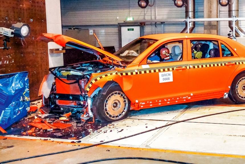 Article 164304 860 575 - Сделан ещё шаг к серии: Автомобиль проекта «Картеж» положительно прошёл краш-тест